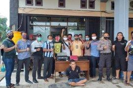 Rumah anggota DPRD Kotawaringin Timur dibobol maling, pelaku berhasil ditangkap