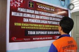 22 napi  dibebaskan program  asimilasi Riau kembali terlibat berbagai tindak pidana