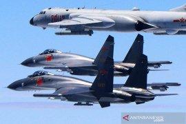 Pesawat militer China kembali terbang di wilayah Taiwan