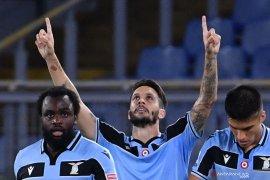 Lazio taklukkan Fiorentina, jaga persaingan dengan Juventus