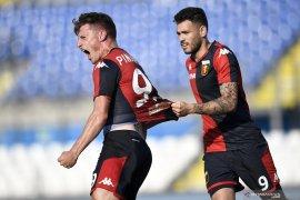 Genoa bangkit dari tertinggal dua gol untuk imbangi Brescia 2-2