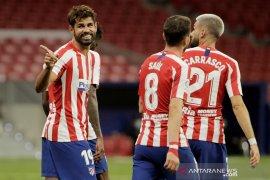 Tundukkan Alaves, Atletico mantapkan posisi di tiga besar