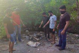 Polisi tangkap empat penganiaya hewan di Bali