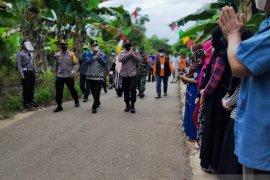 "Wakil Wali Kota kunjungi KTB ""Bunga Bangkal"""