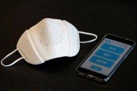 Startup Jepang ciptakan masker terkoneksi internet