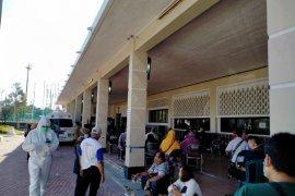 Mobil PCR BNPB tambah kapasitas pemeriksaan tes usap di Surabaya