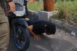Satpol PP Surabaya  manfaatkan CCTV pantau pelanggar protokol kesehatan
