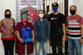 Diduga keluarkan suket rapid test palsu, polisi amankan oknum ASN dan perawat di Tapteng