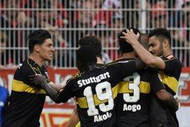 Stuttgart promosi ke Bundesliga, Hamburg sia-siakan peluang
