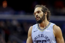 Los Angeles Clippers kontrak center veteran Joakim Noah