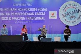 """Kemenkop-UI-CCAI-QASA gagas """"Gerakan Toko Bersama"""" bantu warung tradisional"""
