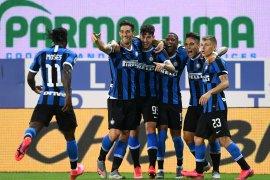 Inter Milan raih kemenangan atas Parma 2-1