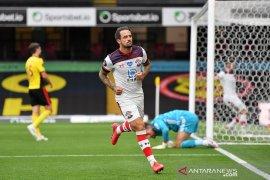 Ings kemas dua gol, Southampton pecundangi Watford 3-1