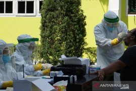 Update COVID-19 di Medan: Pasien positif terpapar virus corona dekati angka seribu