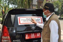 Tegakkan protokol kesehatan, Pemkab Gresik terjunkan mobil keliling desa