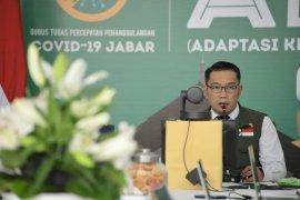 Gubernur Jabar: Kota Sukabumi masuk zona hijau COVID-19