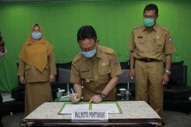 Kota Pontianak raih opini WTP ke-9 dari BPK-RI