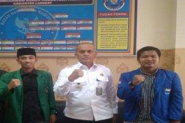 Momentum HANI, PMII Langkat-Binjai dan STAI JM Tanjung Pura beranjangsana ke BNN