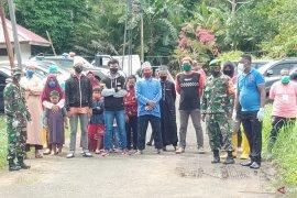 Gugus Tugas Kota Sorong selamatkan pasien COVID-19 coba akhiri hidup