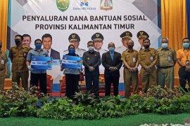 Wagub serahkan  BSM kepada 1.600 jiwa di Balikpapan