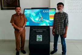 BMKG pasang pendeteksi dini gempa dan tsunami di Kabupaten Labuhanbatu