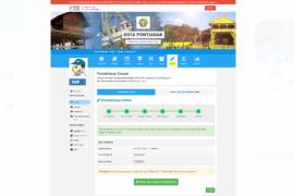 Cara pendaftaran online siswa SMP jalur zonasi di Kota Pontianak