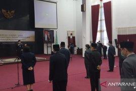 Gubernur Kalbar minta Kepala SKPD tidak memikirkan diri sendiri