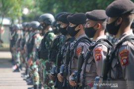 Polda Gorontalo kirimkan personel BKO ke Papua