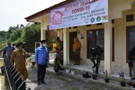 Polres Aceh Tengah bentuk Kampung Tangguh Nusantara tangkal COVID-19
