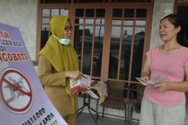 Dinkes Kota Singkawang: Warga jaga kebersihan lingkungan untuk tekan DBD