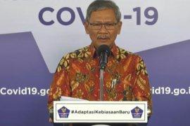 Positif COVID-19 di Indonesia bertambah 1.082 orang dan 864 pasien sembuh