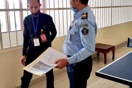 KPU Badung koordinasikan pemuktahiran data pemilih di Lapas Kerobokan