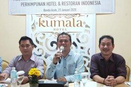 PHRI: Tingkat hunian hotel di Sabang nihil
