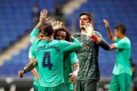 Klasemen Liga Spanyol: Real Madrid unggul empat poin di atas Barca