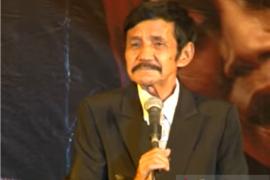 Pencipta lagu Minang Syahrul Tarun Yusuf meninggal dunia