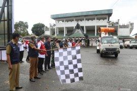PMI Kalsel : Tanah Laut kabupaten pertama gerakan pencegahan pandemi COVID-19