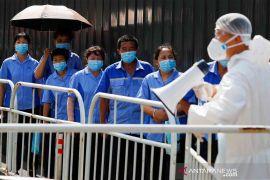 China laporkan delapan kasus baru virus corona di daratan