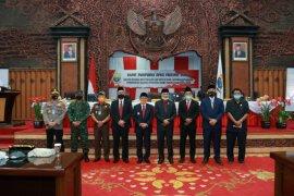 DPRD gelar paripurna penyampaian LHP atas LKPD Provinsi Jambi