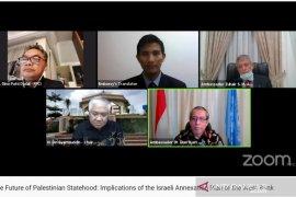 Wakil Tetap RI di PBB menolak aneksasi Palestina namun akan penuhi janji KAA Bandung