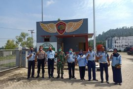 Seluruh tahanan baru Rutan Padang Sumbar diisolasi, cegah COVID-19