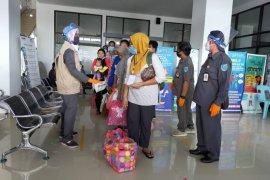 Sebanyak 409 pekerja ilegal asal Indonesia dipulangkan dari Malaysia
