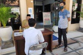 Dua pekan tutup, kegiatan PPDB di kantor Disdik Gresik kembali dibuka