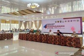 Gubernur Sumut copot Dirut Tirtanadi karena  berapor merah