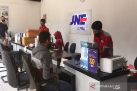 JNE Medan  gratiskan ongkir dukung normal baru dan bisnis UMKM
