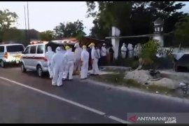 Staf Dinkes Sampang yang positif COVID-19 meninggal dunia