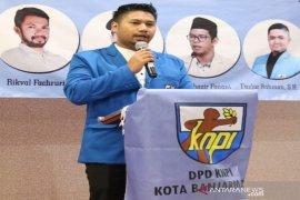 KNPI Banjarmasin giatkan ekonomi kepemudaan populerkan sasirangan