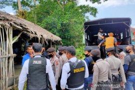 Polisi amankan preman jual minuman di Tasikmalaya
