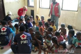 PMI berikan trauma healing pada anak imigran Rohingya di Aceh