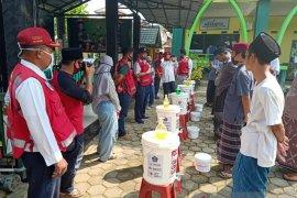 PMI Kota Sukabumi berikan tips aman beraktivitas pada masyarakat saat pandemi COVID-19