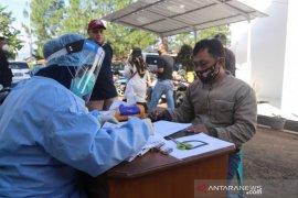 Pasien COVID-19 di Kota Sukabumi yang masih dirawat tinggal dua